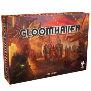 Acheter Gloomhaven V.O au magasin de jeux de société Robin des Jeux Paris à Paris
