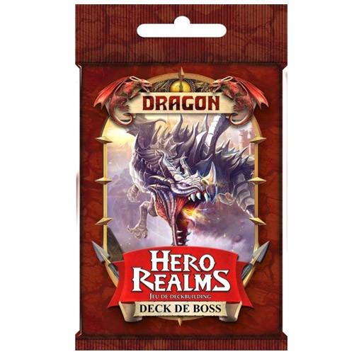 Acheter Hero Realms Deck de Boss DRAGON à Paris au magasin de jeux de société Robin des Jeux