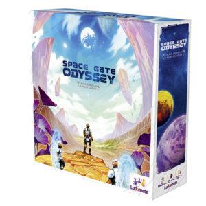 Acheter Space Gate Odyssey à Paris chez Robin des jeux