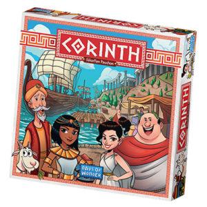 Corinth chez Robin des Jeux Paris