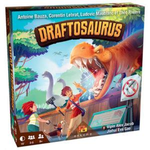 Acheter Draftosaurus à Paris chez Robin des Jeux