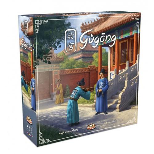 Acheter Gugong à Paris chez Robin des Jeux