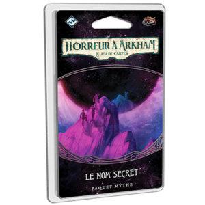 Acheter Horreur à Arkham Le nom secret à Paris chez Robin des Jeux.