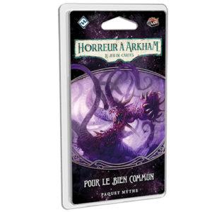 Acheter Horreur à Arkham Pour le bien commun à Paris chez Robin des Jeux