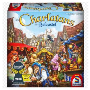 Acheter les Charlatans de Belcastel