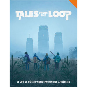 Tales From The Loop à Paris chez Robin des Jeux