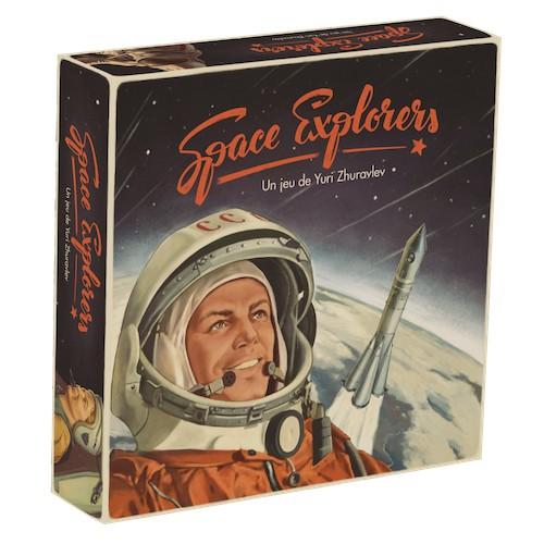 Acheter Space Explorers à Paris