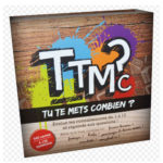 Acheter TTMC Tu Te Mets Combien chez Robin des Jeux Paris