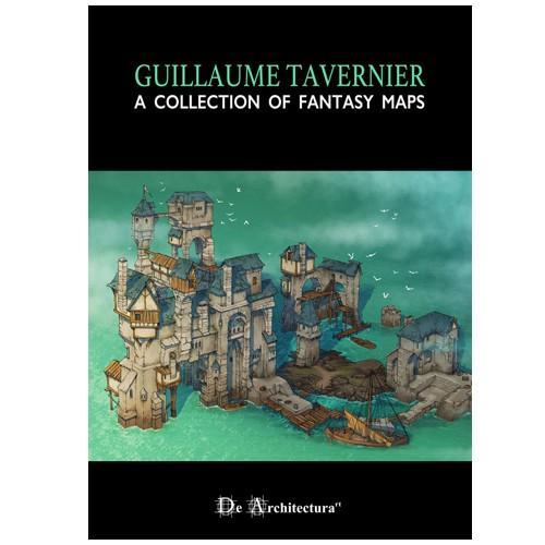 A collection of Fantasy Maps De Architecturart