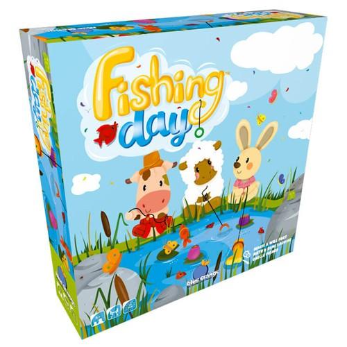 Fishing Day chez Robin des Jeux Paris