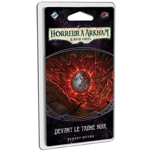 Horreur à Arkham - Devant le trône noir Chez Robin des Jeux Paris