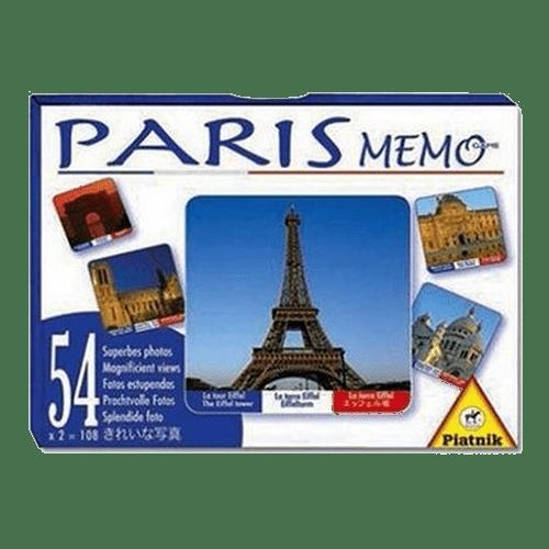 Acheter MEMORY PARIS à Paris chez Robin des Jeux