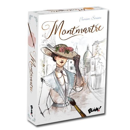Montmartre chez Robin des Jeux Paris