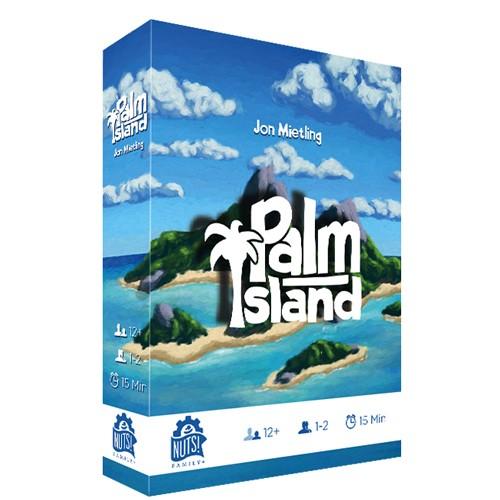 Palm Island à Paris chez Robin des Jeux