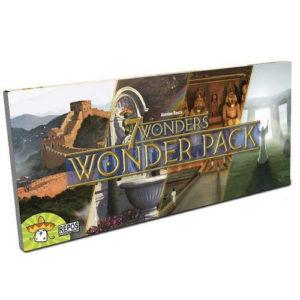 7 Wonders Wonder pack chez Robin des Jeux Paris