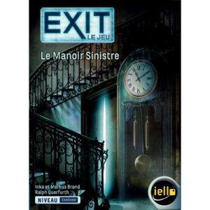 EXIT Le Manoir sinistre chez Robin des Jeux Paris