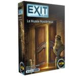 EXIT Le musée mystérieux chez Robin des Jeux Paris