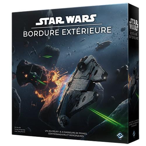 Star Wars Bordure Extérieure chez Robin des Jeux Paris