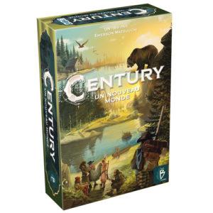Century Un nouveau monde à Paris chez Robin des Jeux