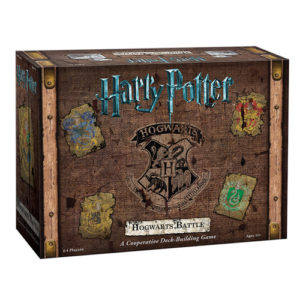 Harry Potter Hogwarts Battle V-F à Paris chez Robin des Jeux