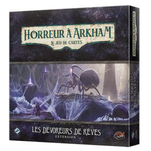 Horreur à Arkham les dévoreurs de rêves à Paris chez Robin des Jeux