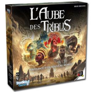 L'aube des tribus à Paris chez Robin des Jeux