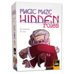 Magic Maze extension Hidden roles à Paris chez Robin des Jeux