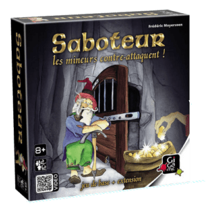 Acheter SABOTEUR 2 à Paris chez Robin des Jeux