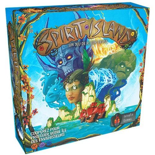 Spirit Island à Paris chez Robin des Jeux