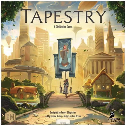 Tapestry VF à Paris chez Robin des Jeux