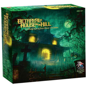 Betrayal at House on the Hill à Paris chez Robin des jeux