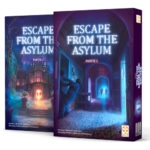 Escape from the asylum à Paris chez Robin des Jeux