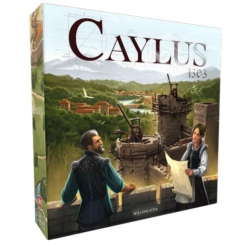 Caylus à Paris chez Robin des Jeux