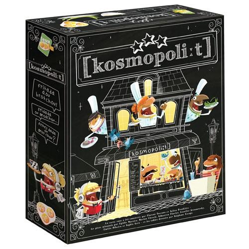 Acheter kosmopolit à Paris chez Robin des Jeux