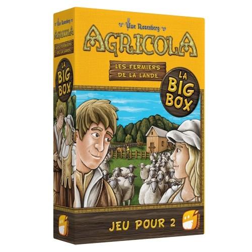 Acheter Agricola Big Box à Paris chez Robin des Jeux