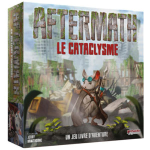 Acheter Aftermath le cataclysme à Paris chez Robin des Jeux