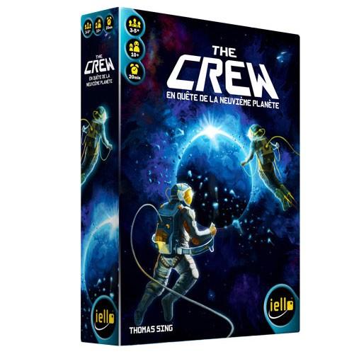 The Crew à Paris chez Robin des Jeux