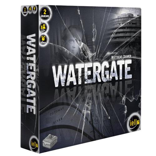 Acheter Watergate à Paris chez Robin des Jeux