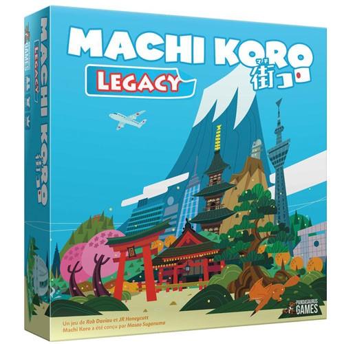 Acheter Machi Koro Legacy à Paris chez Robin des Jeux