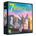 7 Wonders Nouvelle édition à Paris chez Robin des Jeux