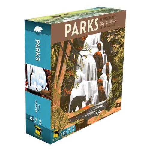 Parks à Paris chez Robin des Jeux