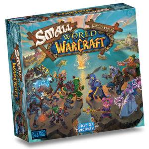 Small World of Warcraft à Paris chez Robin des Jeux