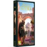 7 Wonders Cities nouvelle édition à Paris chez Robin des Jeux