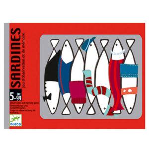 Acheter sardines de djeco à Paris 11