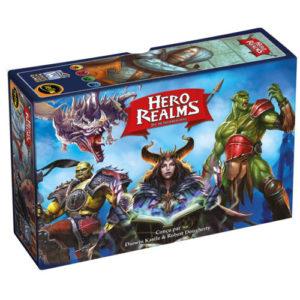 Acheter Hero Realms à Paris chez Robin des Jeux