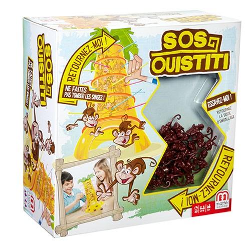 Acheter SOS Ouistiti à Paris chez Robin des Jeux