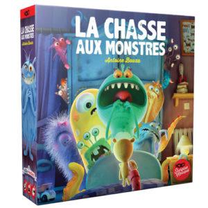 Acheter la chasse aux monstres à Paris
