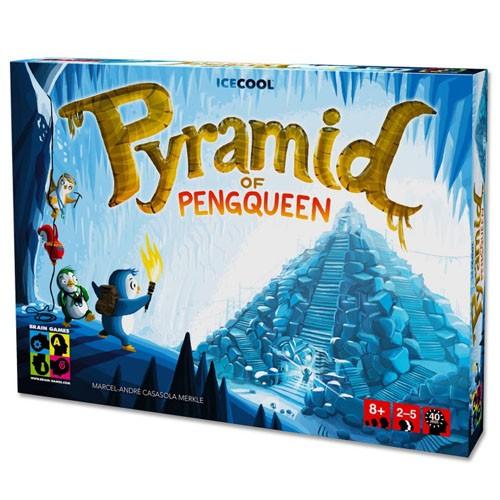 Acheter pyramid of pengqueen à Paris chez Robin des Jeux