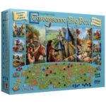Acheter Carcassonne Big Box à Paris chez Robin des Jeux