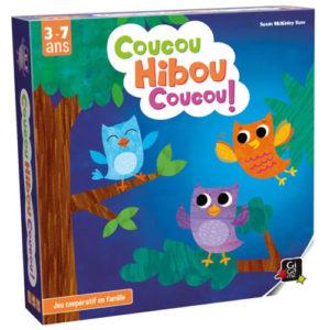 Acheter Coucou Hibou Coucou à Paris chez Robin des Jeux